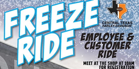 Freeze Ride tickets