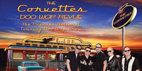 The Corvettes Doo Wop Revue tickets