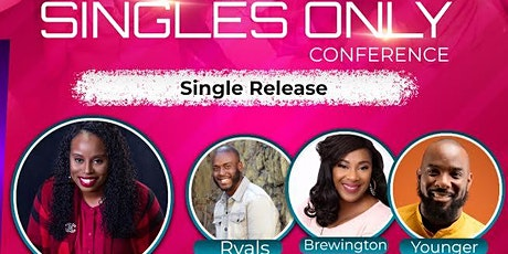 For Singles only Conference 2020 tickets
