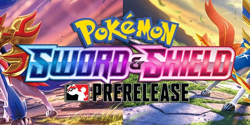 Pokémon Sword and Shield Pre-Release Event!
