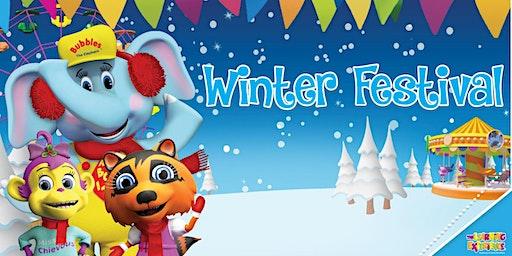 Winter Wonderland Ball!