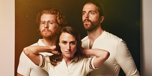 The Ballroom Thieves with Harlequin Gold