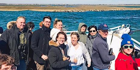 Seal Watching Brunch Cruise tickets