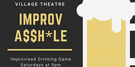 Improv A-Hole tickets