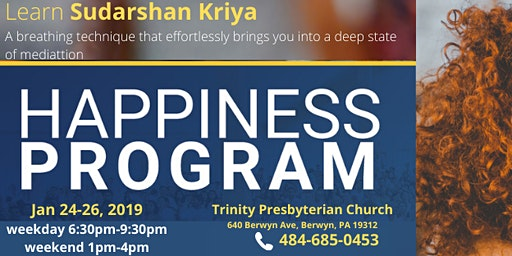 The Happiness Program Berwyn