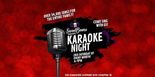 Karaoke at Sweet Beans