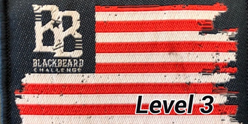 GCR Blackbeard Challenge Level 3 Memorial Day