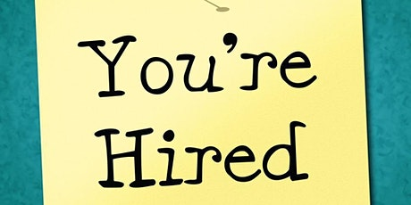 You're Hired! tickets