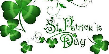 Annual St. Patricks Day Dinner Dance tickets