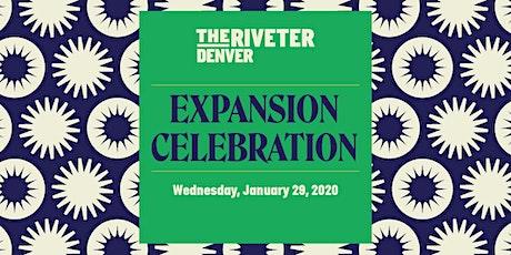 Denver Expansion CELEBRATION tickets