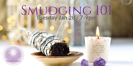 Smudging 101 tickets