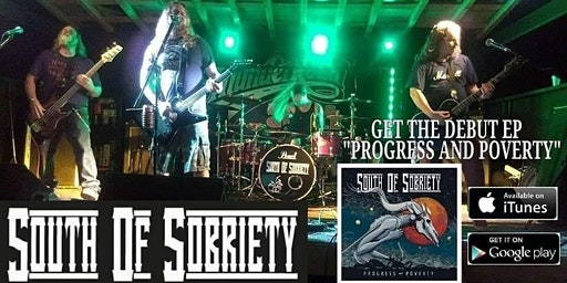 South Of Sobriety at Bad Habits Bar and Grill