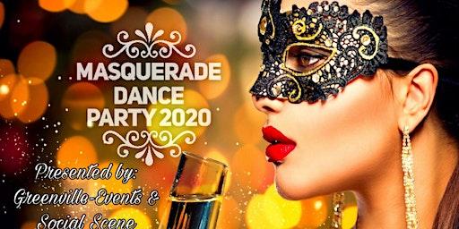 4th Annual Masquerade Dance Party