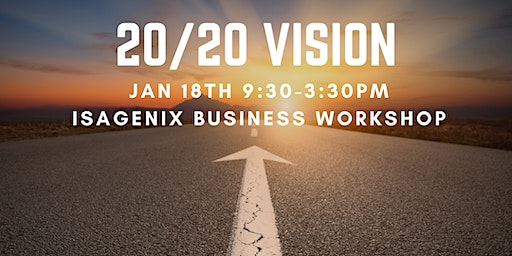 Creating Your 2020 Vision | Business Planning Workshop