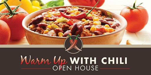 Open House: Warm up with Chili