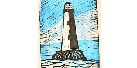 Lino Cut & Print - Cass Art Liverpool tickets