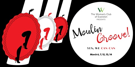 Moulin Groove! Yes, We Can-Can tickets