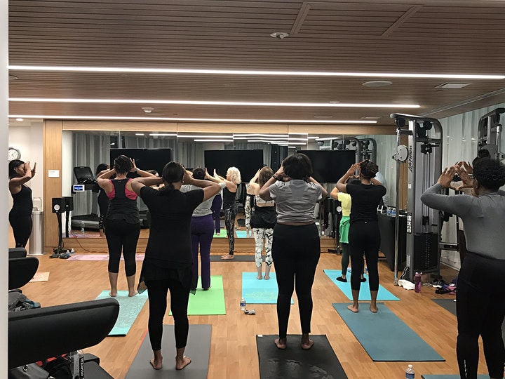 Coach Yoga & Shop at National Harbor image