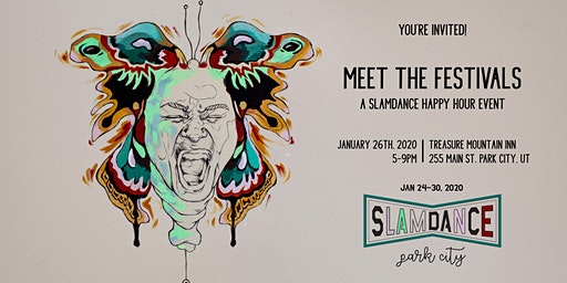 Meet the Festivals: A Slamdance Happy Hour