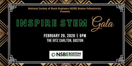 INSPIRE STEM Gala presented by NSBE Boston tickets