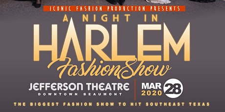 A NIGHT IN HARLEM tickets