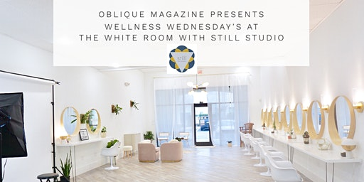 The White Room Series Wellness Wednesdays April 2020