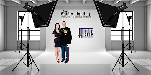Basic Studio Lighting w/Tom Hopkins