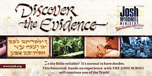 Discover the Evidence with Josh McDowell