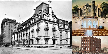 The Lost & Forgotten Gilded Age Mansions of Fifth Avenue tickets