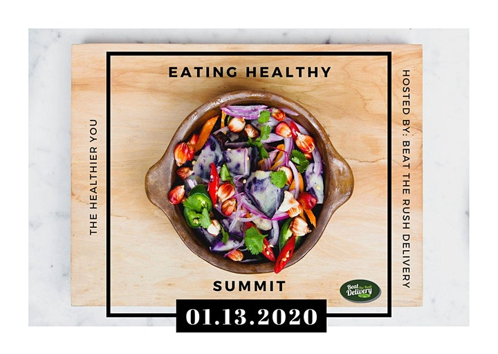 #TheHealthierYou: Healthy Eating Summit image