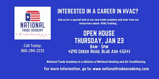 National Trade Academy - Open House