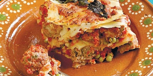 Calabrian  Lasagna (Sagne Chine)