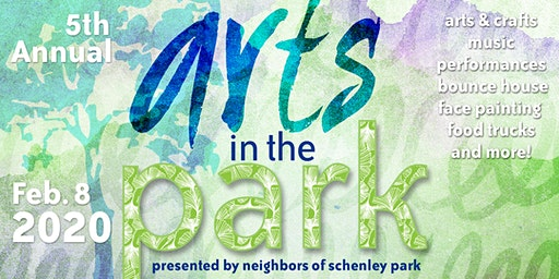 5th Annual Arts in the Park