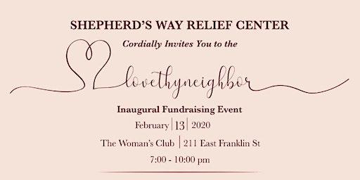 Love Thy Neighbor Inaugural Fundraiser