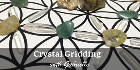 Crystal Gridding with Gabrielle tickets