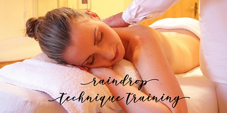 Raindrop Technique Training with Gina Califano tickets