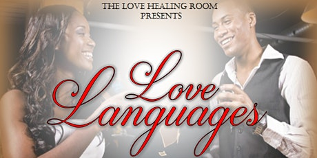 Love Languages - A Speed Dating Event tickets