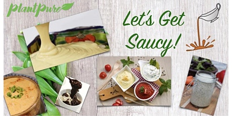 Let's Get Saucy Cooking Demo tickets