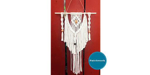 Macrame Twisted Fringe Wall Hanging Craft Workshop