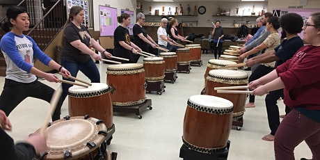 Spring(ish)Taiko Classes 2020 tickets