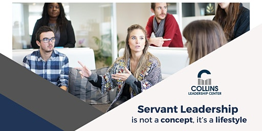 Servant Leadership is not a Concept, it's a Lifestyle