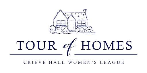 Crieve Hall Tour of Homes