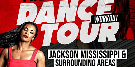 "TwerkNTrap Dance Workout Tour ""JACKSON,MS"" (Dance Workout Edition)"