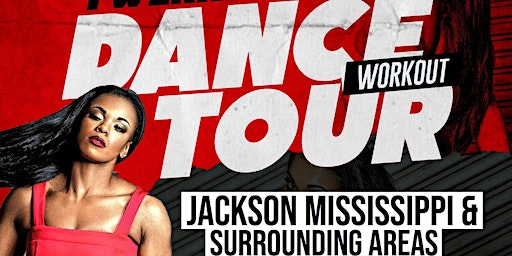 "TwerkNTrap Dance Workout Tour ""JACKSON,MS"" (Valentines Chair Dance Edition)"