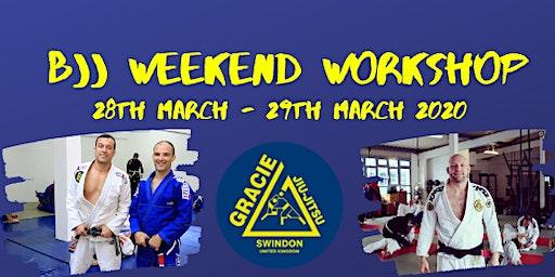 BJJ Weekend Workshop @ Gracie Swindon