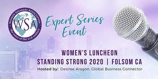 Women's Luncheon, Standing Strong 2020