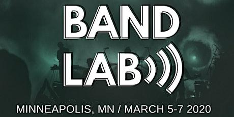 Band Lab Minneapolis WORSHIP TEAM TRAINING  tickets
