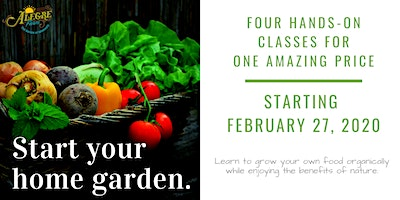 Gardening: You can have a green thumb, too!