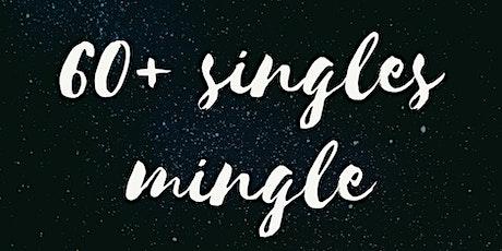 60+ Singles Mingle tickets