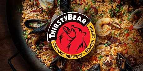 Paella Fest – ThirstyBear's Ultimate Paella and Beer Dinner- SF Beer Week 2020! SOLD OUT! tickets